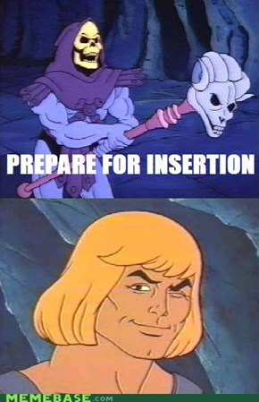 "Skeletor's ""Rod's"" actual use..."