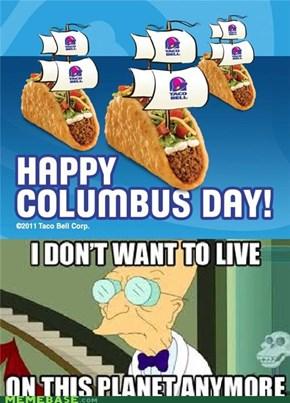 Tacolumbus Day