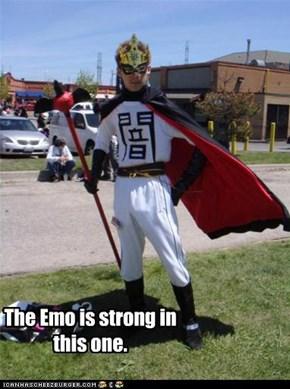 Emo Superheroes