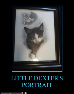 LITTLE DEXTER'S PORTRAIT
