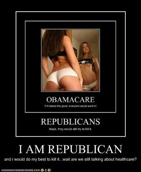 I AM REPUBLICAN