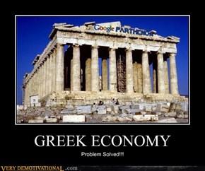 GREEK ECONOMY