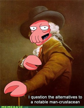 Requireth Thou a Joseph Ducreux Meme?