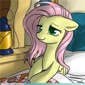 Morning Fluttershy