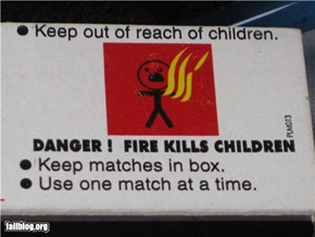 Oddly Specific: Don't Use Fire, Microwaves Are Faster