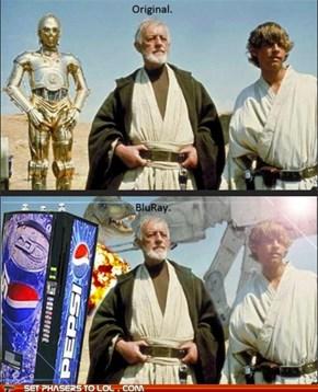 Curse You George Lucas!
