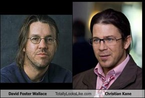 David Foster Wallace Totally Looks Like Christian Kane
