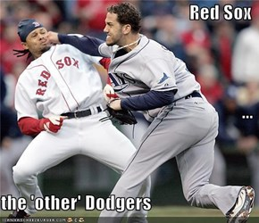 Red Sox ... the 'other' Dodgers