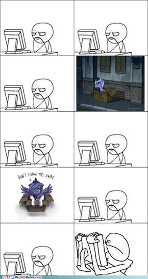 Nobody Puts Luna In Corner