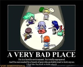 A Very Bad Place