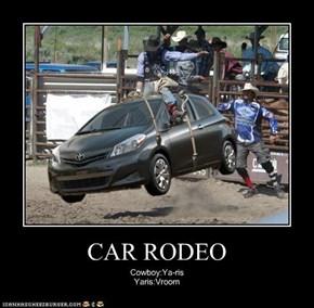 CAR RODEO