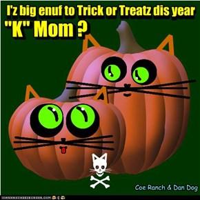 """""""K"""" Mom ?"""