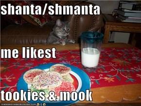 shanta/shmanta me likest tookies & mook