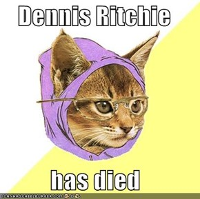 Dennis Ritchie  has died