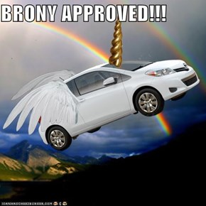 BRONY APPROVED!!!