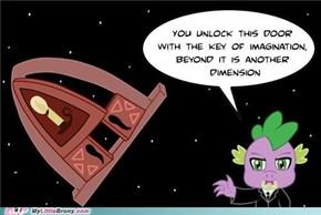 The Twilight Sparkle Zone