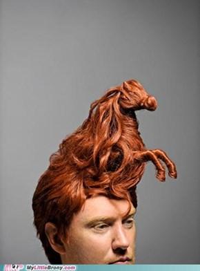 Bronie Hairdoo