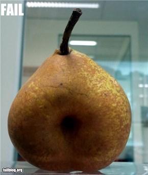 Goatse pear