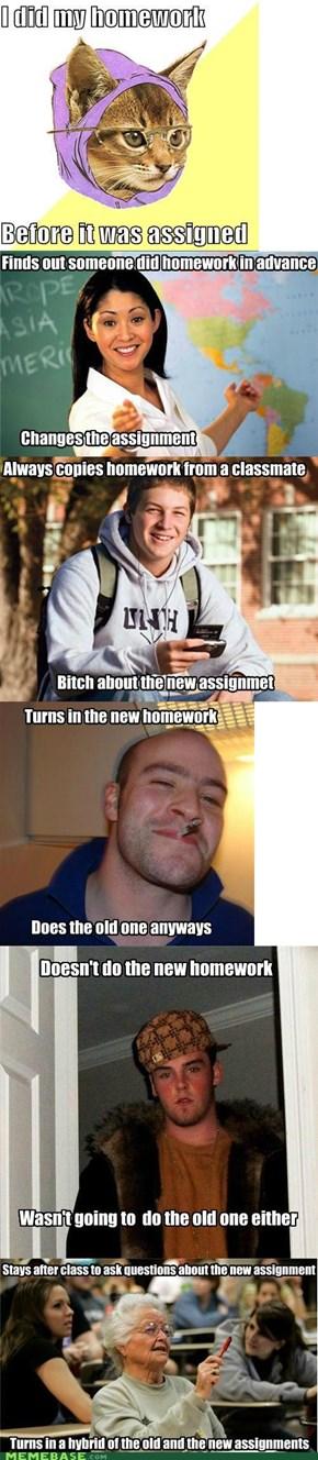College of Memes, Sistah