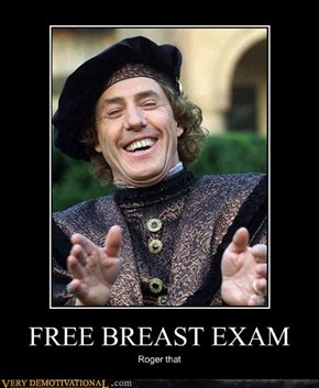 FREE BREAST EXAM