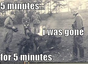 Good Job, Idiots...