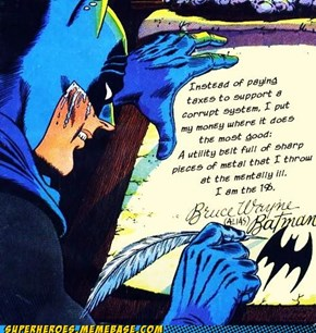 Bat-Polotics