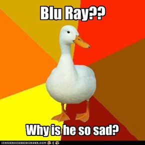 Blu Ray??