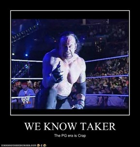 WE KNOW TAKER