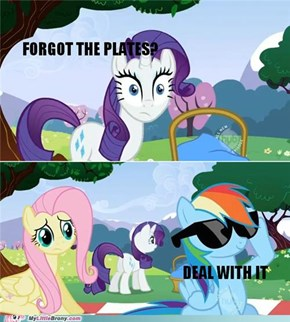 Deal With It Rarity, Deal With It