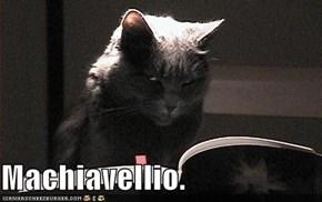 Machiavellio.
