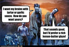 Finicky Zombies