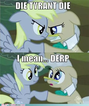 Mayor derpy
