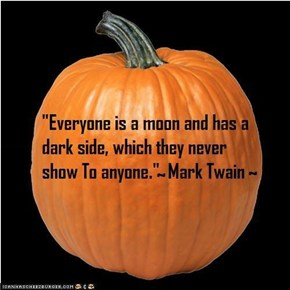 Everyone is a Moon/ Mark Twain