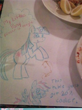 My Little Pony: Dinner Is Magic
