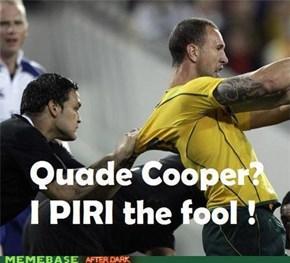 Piri Weepu's got this
