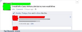 MORE Casey Anthony Jokes?!