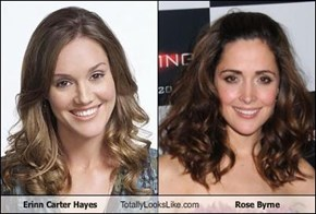 Erinn Carter Hayes Totally Looks Like Rose Byrne