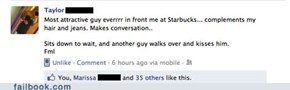 "What Part of ""at Starbucks"" Didn't You Understand?"