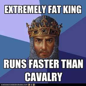 Age of Empires: Athletic King