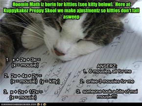 Kittie Math