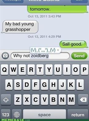 Why Not Autocorrect?