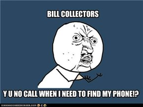 BILL COLLECTORS