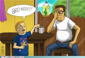 Bro-Hoof