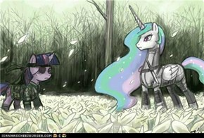 Twilight GEAR SOLID: Pony ops