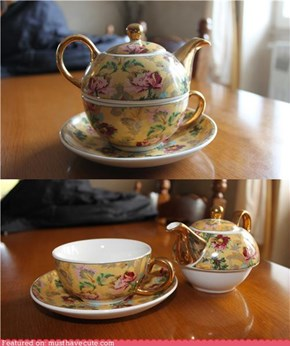 Teatime For the Incredibly Classy
