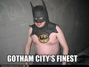 GOTHAM CITY'S FINEST