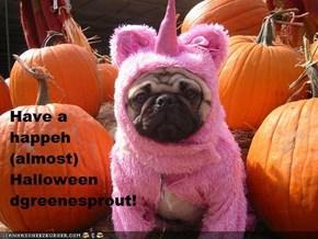 Happeh Halloween dgreenesprout