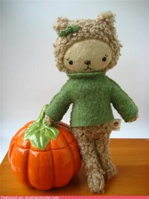 Woolly Bear Plushie