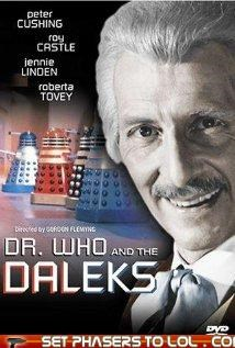 """Peter Cushing  was """"The Doctor"""" - TWICE!!!!!"""