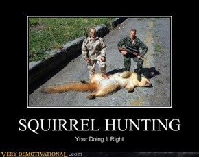 Classic: SQUIRREL HUNTING